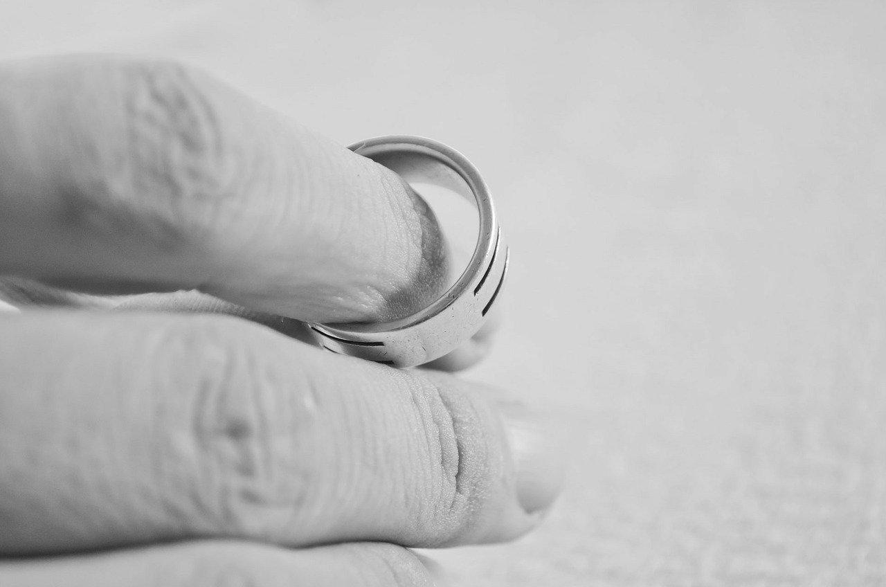 reparto de bienes divorcio