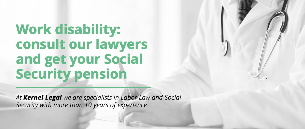 Invalidity benefits