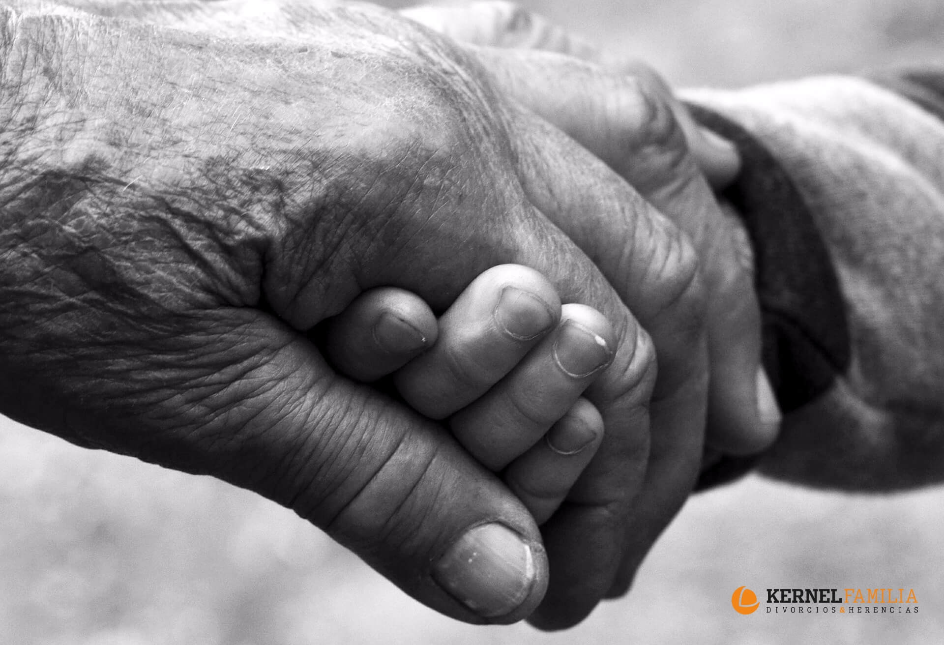 custodia menores abuelos cuidados
