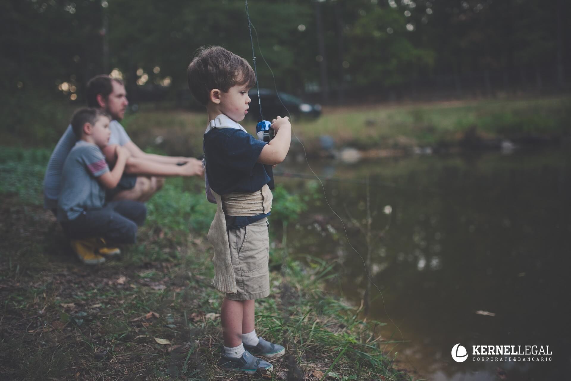 custodia compartida se puede obligar a un padre