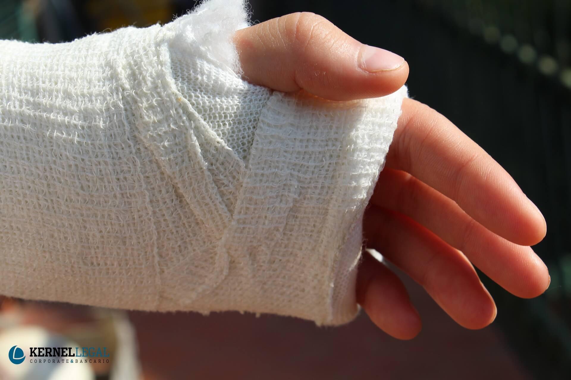 alta seguridad social accidente de trabajo responsabilidad empresario aseguradora